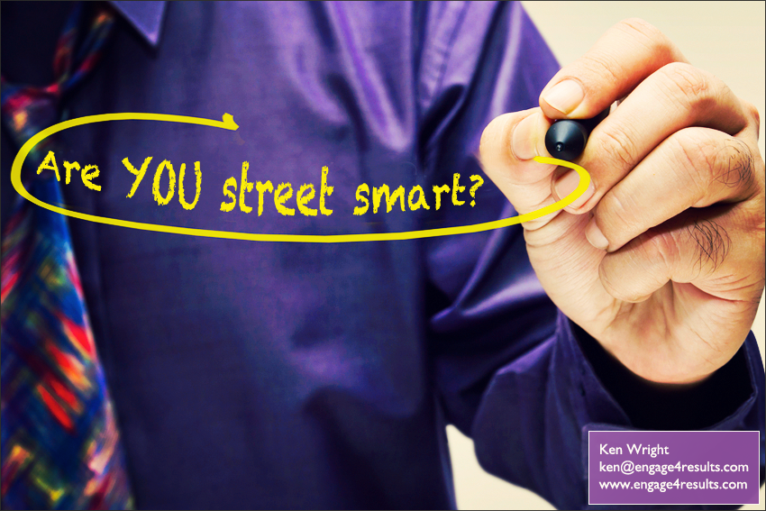 Are you street smart